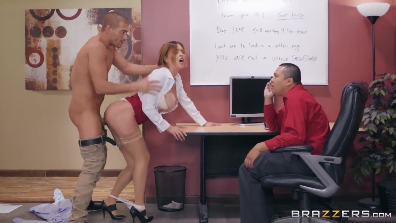 Real Boss Fucks Secretary